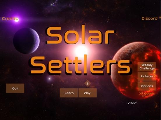 Solar Settlers screenshot #1