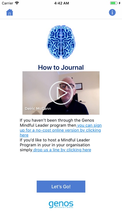 Mindful Leader Journaling App screenshot-6