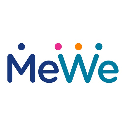 MeWe Network free software for iPhone and iPad