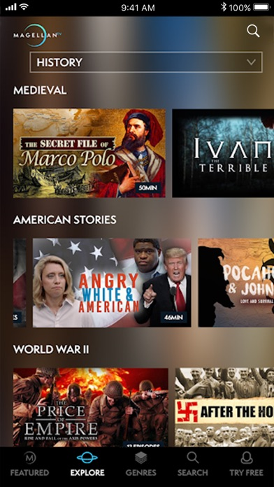 MagellanTV Documentaries screenshot 7