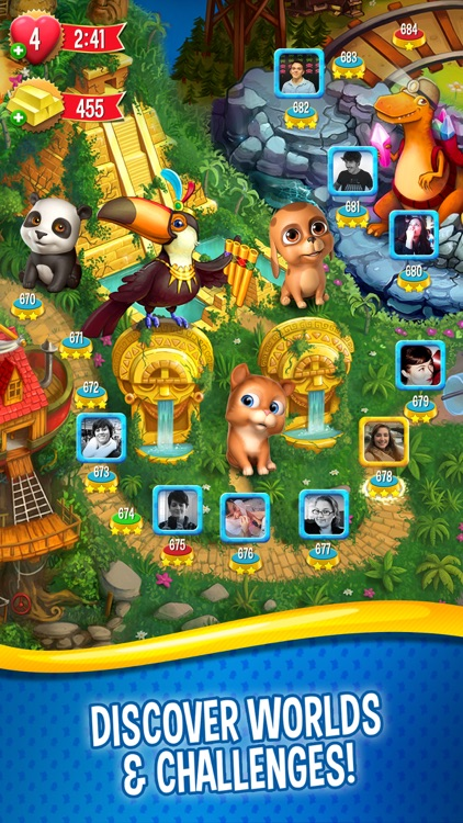 Pet Rescue Saga screenshot-3