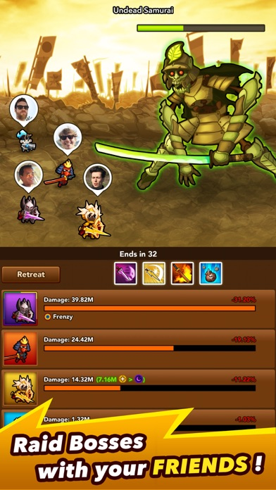 Crush Them All - Idle RPG for windows pc