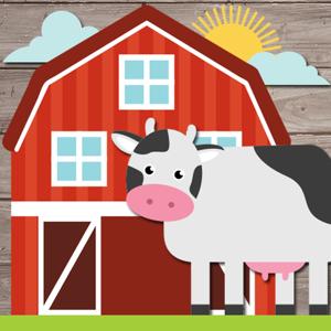 Kids Farm Game: Preschool - Education app
