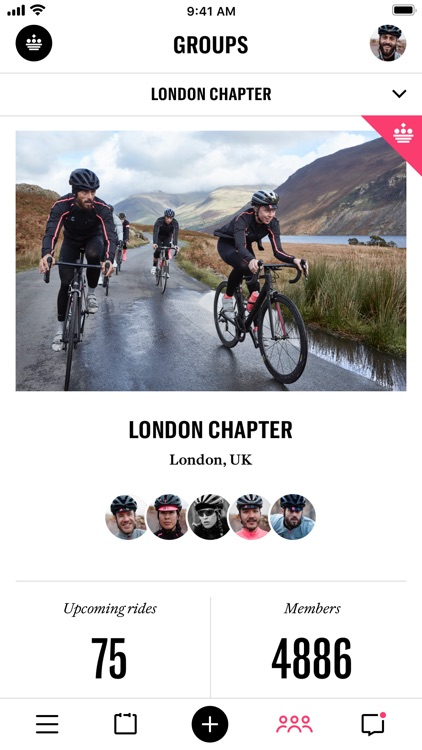 Rapha Cycling Club screenshot-3