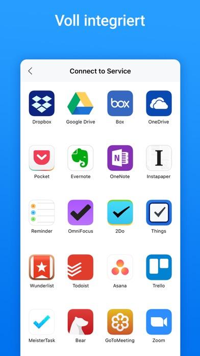 Spark - E-Mail-App von ReaddleScreenshot von 7