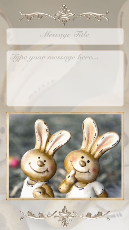 Happy Easter • Greeting cards