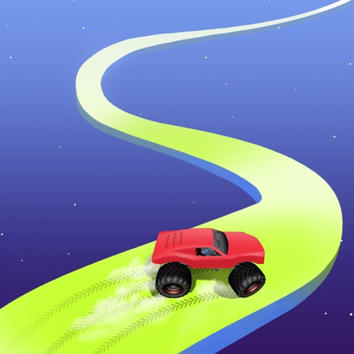 Crazy Road - Drift Racing Game