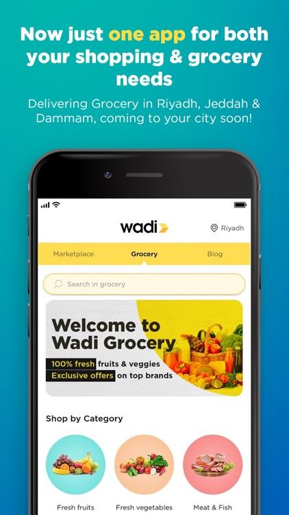 Wadi Grocery بقالة وادي