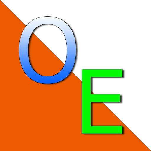 Orientation EPS icon