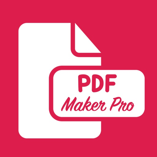 PDF Maker Pro - Scan, create