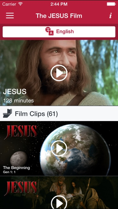 Screenshot for Bible.is - Audio Bibles in United States App Store