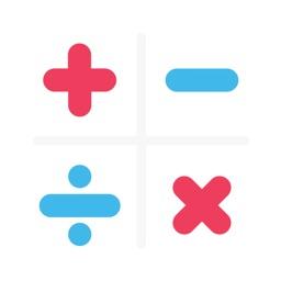 Math Duel: Split Screen Game