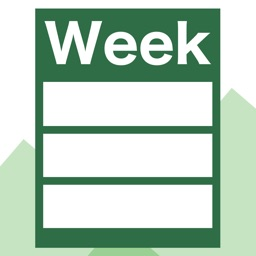 WeekTable2 Weekly menu creator