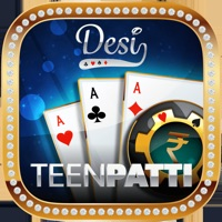 Codes for Desi Teen Patti Hack
