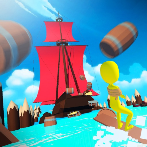 Pirate Escape 3D