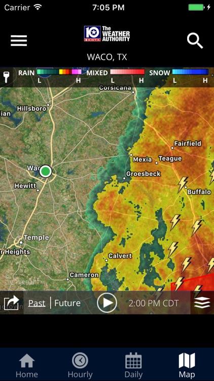 KWTX Weather screenshot-4