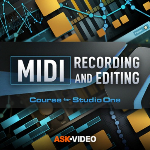 MIDI Course for Studio One 5