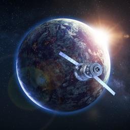 北斗导航-国产高清卫星地图系统