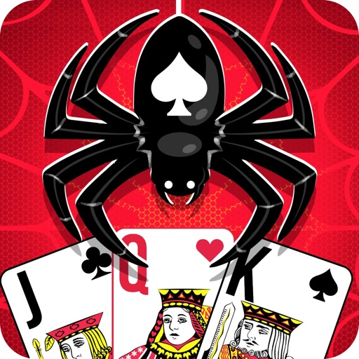 ⋆ Spider Solitaire Card Game ⋆ iOS App