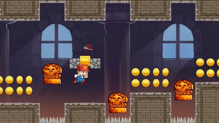 Super Bino Go 2: Jump N Run screenshot-5