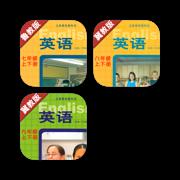 河北冀教版初中英语学习机6册套装组合 -初一二三同步课本有声复读教材,七八九年级上下册学霸必备神器