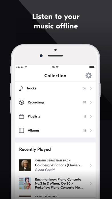 IDAGIO - Classical Music Screenshot
