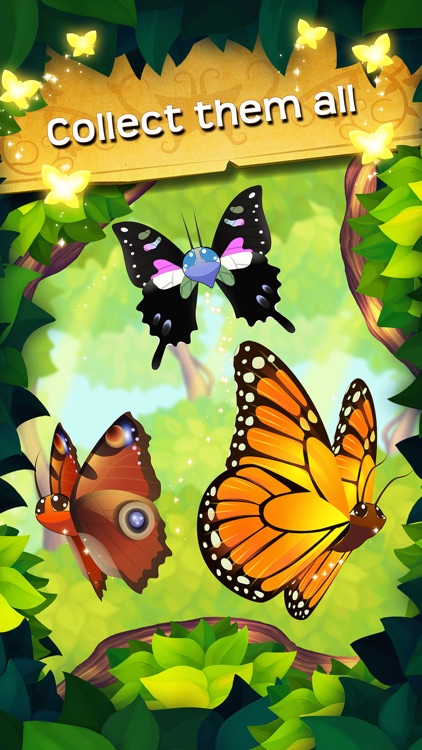 Flutter: Butterfly Sanctuary screenshot-1