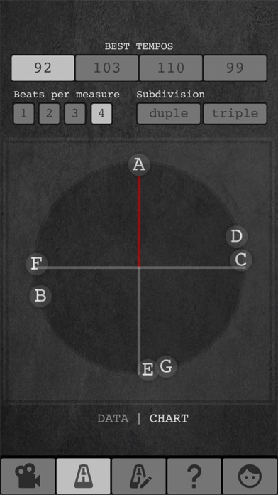 Screenshot for Tempo Finder for Film Scoring in Denmark App Store