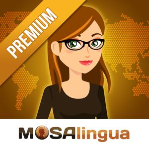 MosaLingua : cours de langues app