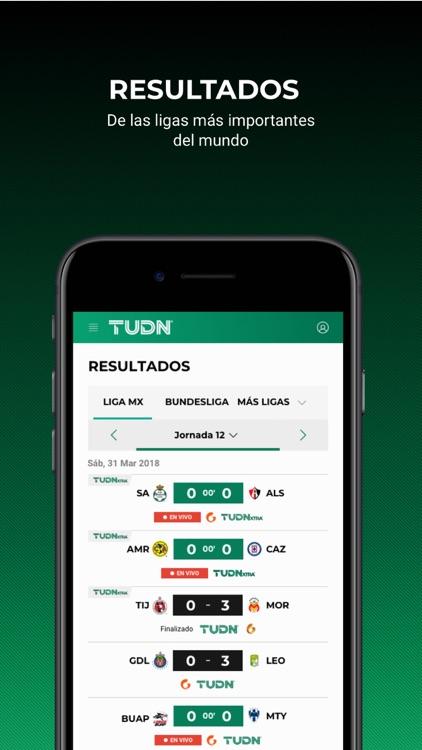 TUDN: TU Deportes Network screenshot-7