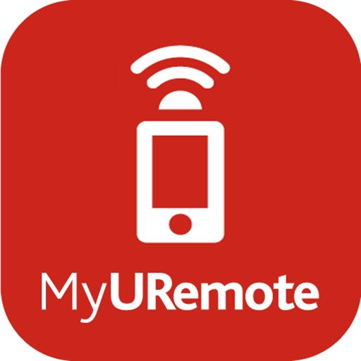 MyURemote - Remote Control App