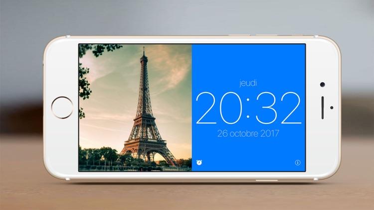 Alarm Clock Bedside Table screenshot-5