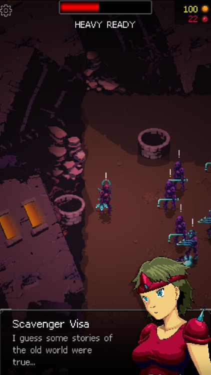 Immortal Rogue screenshot-6
