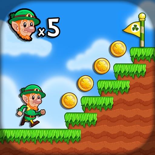 Lep's World 2 - ジャンプしてゲームを実行する