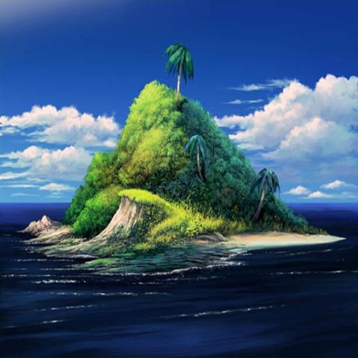 無人島で生きる