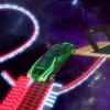 Neon Car Racing Stunts