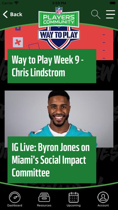 NFL Players Community screenshot 3