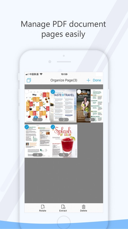 Foxit Mobile PDF -Edit Convert screenshot-6