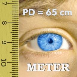 Pupil Distance Meter  PD ruler