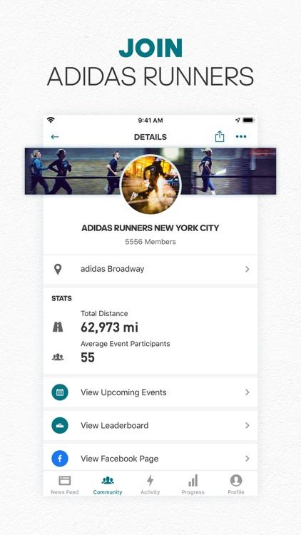 adidas Running App Runtastic screenshot-5
