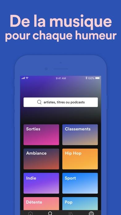 Spotify est disponible sur iPad-capture-6