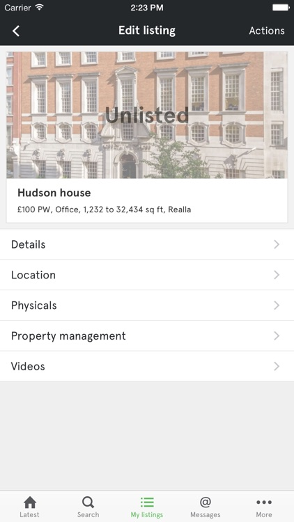 Realla Commercial Real Estate screenshot-3