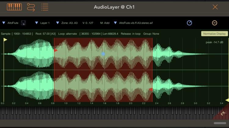 AudioLayer screenshot-3