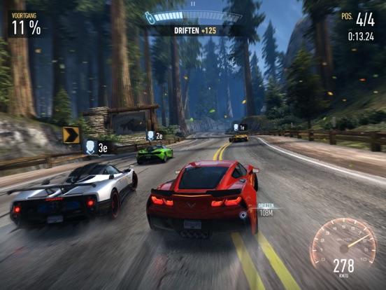 Need for Speed: NL Racing iPad app afbeelding 3