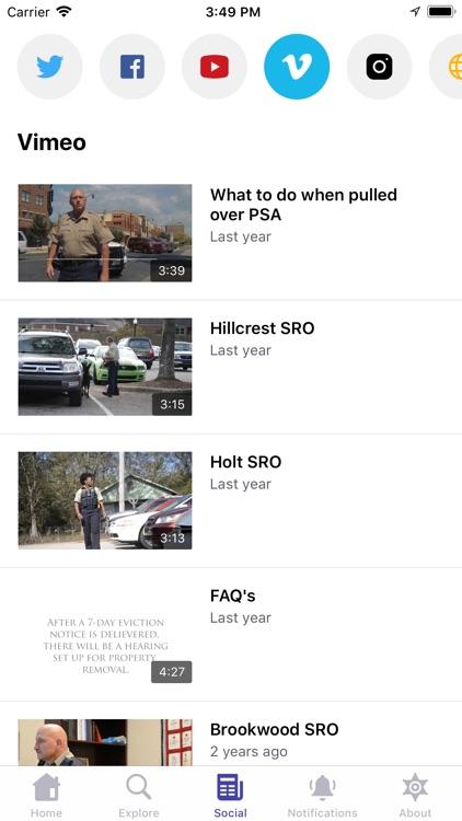 Tuscaloosa County Sheriff screenshot-8
