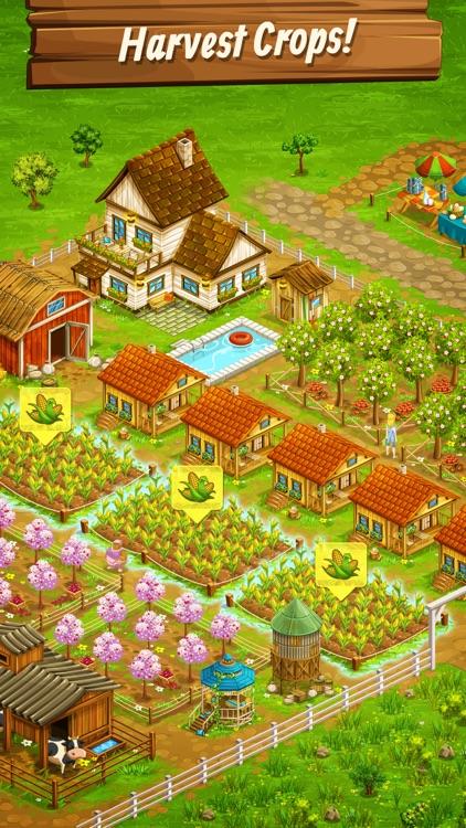 Big Farm: Mobile Harvest screenshot-0