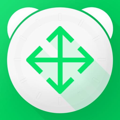 Motion Alarm Clock iOS App