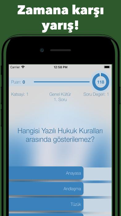 Kim Bilir - Knowledge quiz screenshot three