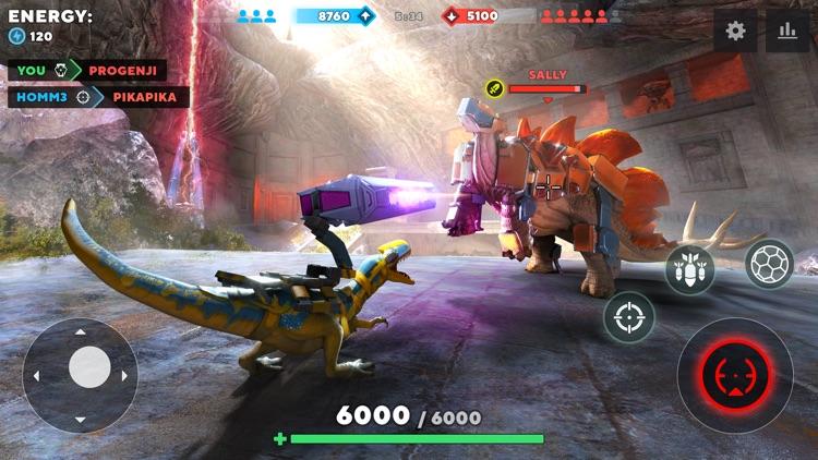 Dino Squad: Online Action screenshot-3