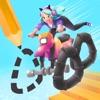 Scribble Rider 대표 아이콘 :: 게볼루션